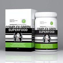 Organic Raw Vegan Plant Based Protein Powder Formulas, Complex Green Superfoods & Multi Mineral Green Calcium - Recipients of The Prestigious Australian ABA for Product Excellence in 2014, 15 & 17