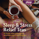 Image of Yogi Tea - Bedtime - Supports a Good Night's Sleep - 6 Pack, 96 Tea Bags Total