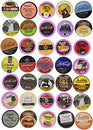 Image of Two Rivers Coffee, Tea, Cocoa, Cider, Cappuccino Variety Sampler Pack Compatible with 2.0 Keurig K-Cup Brewers, 40 Count - Bit of Everything - Perfect Gift