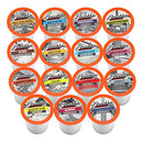 Image of Brooklyn Beans Assorted Variety Pack Coffee Pods, Compatible with 2.0 K-Cup Brewers, 40 Count