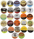 Image of Two Rivers Coffee Flavored Coffee Pods Variety Pack Sampler, Compatible With 2.0 Keurig K Cup Brewer