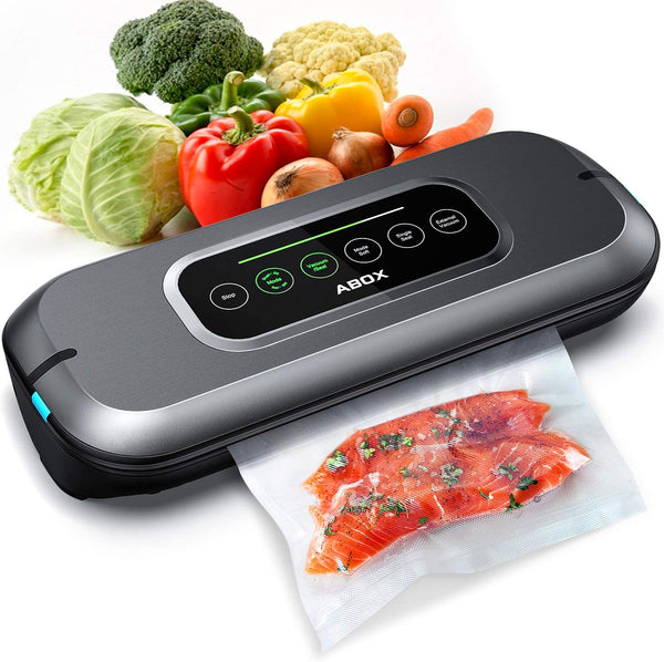 Vacuum sealers and packing machines