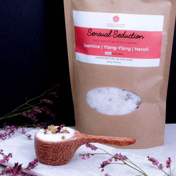 clarityblend Bath Salts Sensual Seduction Bath Salts