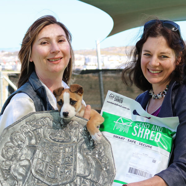 Send and Shred supports RSPCA