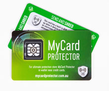 Load image into Gallery viewer, MyCard Protector