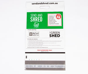 Send and Shred Bag