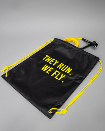 RUSH ATHLETICS DRAWSTRING BAG