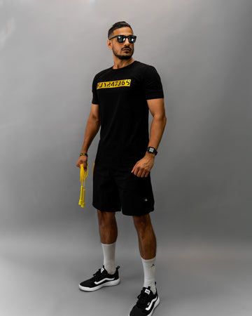 FLY PERFORMANCE SHORTS | BLACK