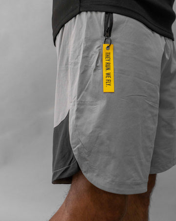 FLY PERFORMANCE SHORTS | GREY