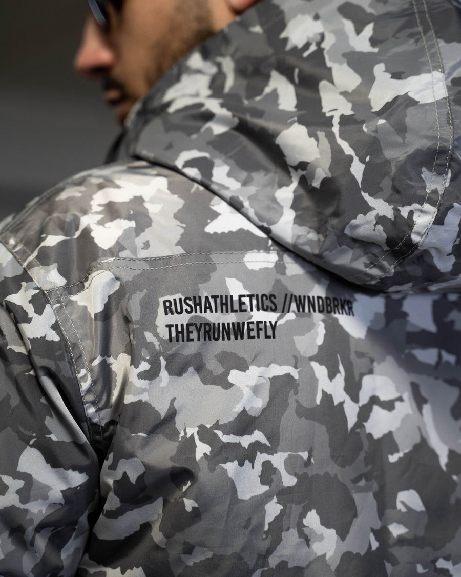 TACTICAL WINDBREAKER | ARCTIC GREY CAMO