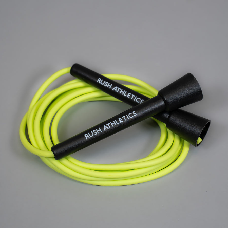 RA SPEED ROPE - LIME GREEN