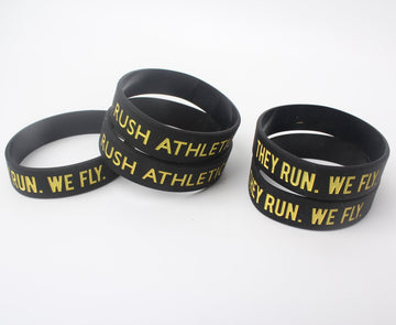 RUSH ATHLETICS WRISTBAND