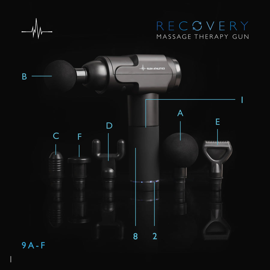RECOVERY MASSAGE THERAPY GUN