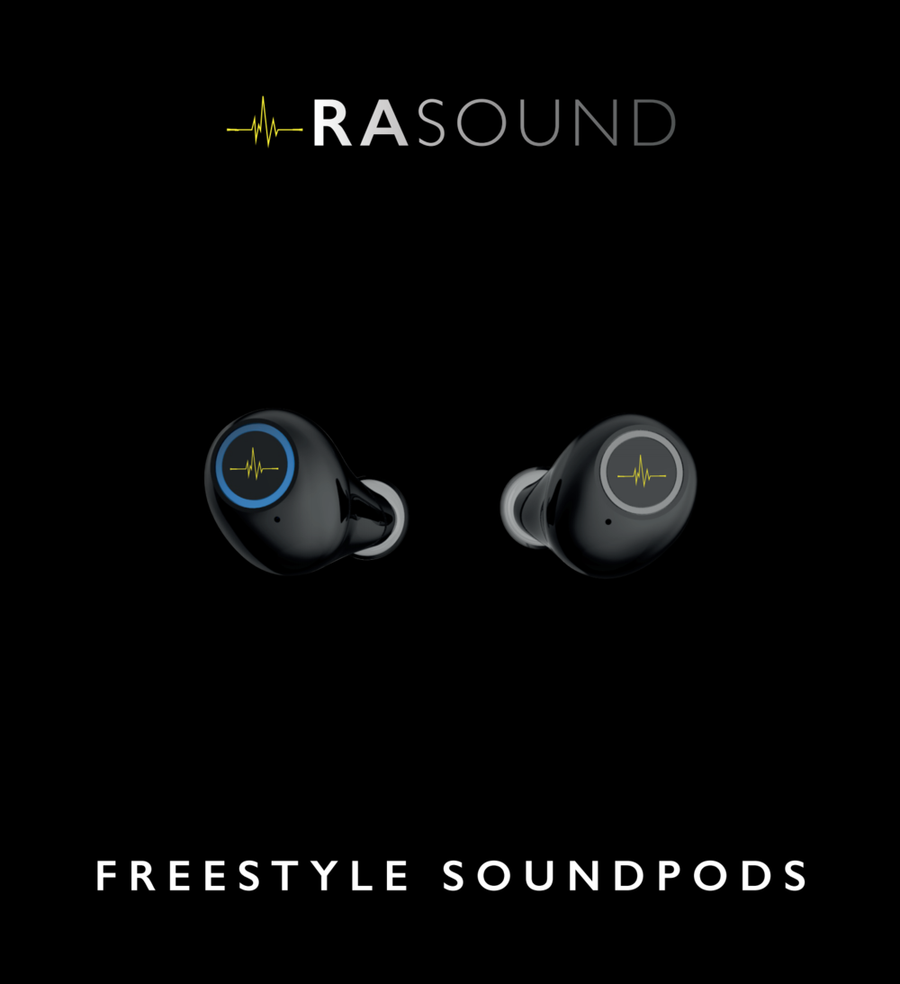 RUSH ATHLETICS FREESTYLE SOUNDPODS