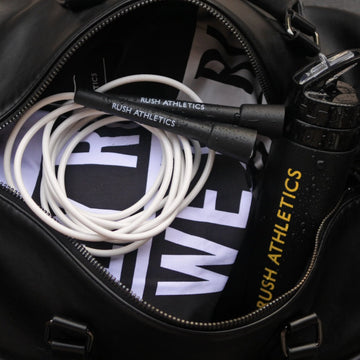 RA SPEED ROPE - BLACK / WHITE
