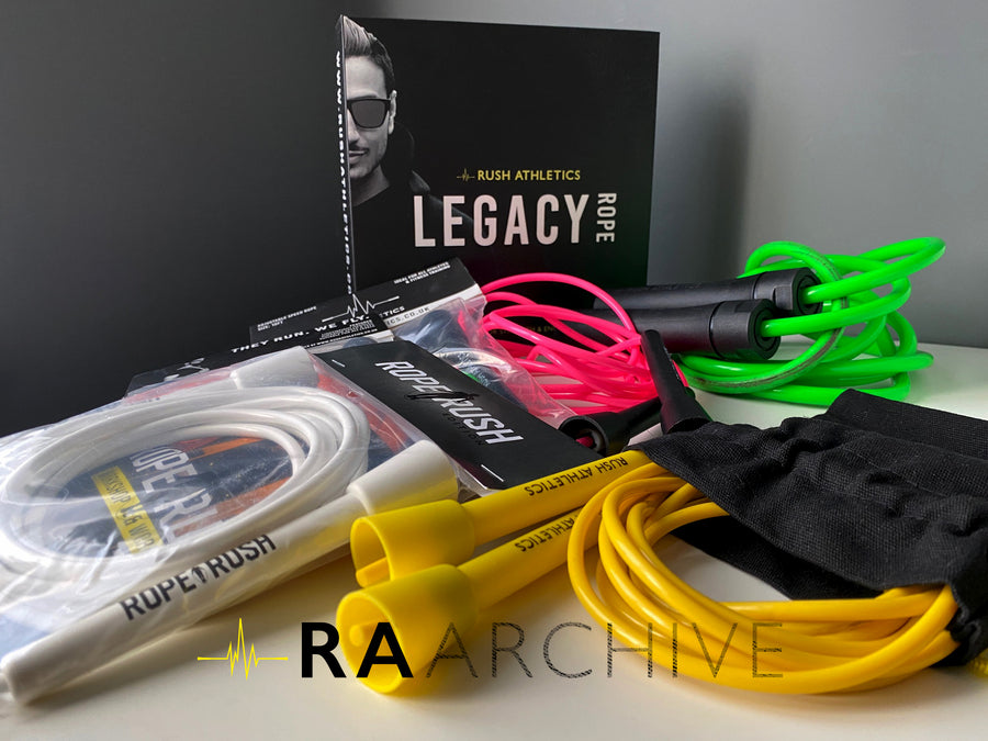RA ARCHIVE ROPES