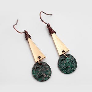 Bohemian Retro Creative Earrings