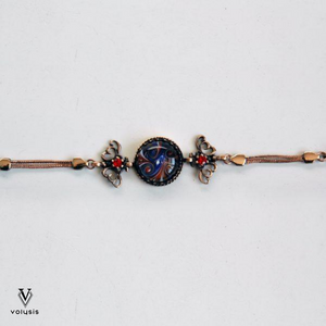 Glass Bronze - Glass Bracelet For Sale | VOLYSIS