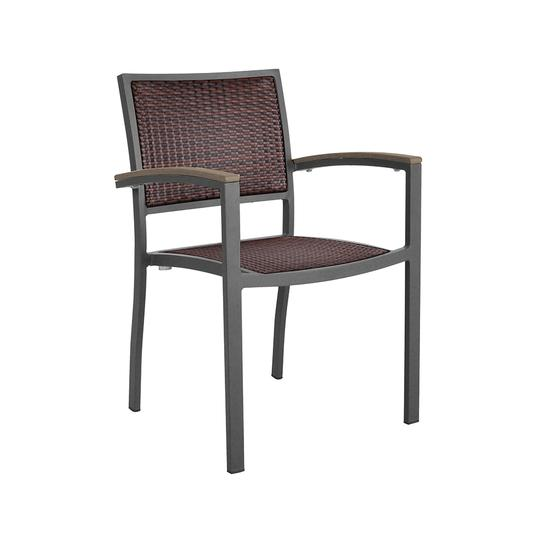 Dominica Dining Chair W/ Arms