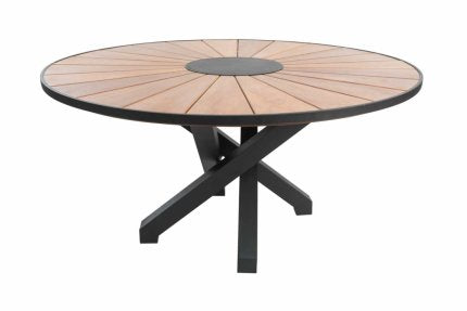 Monaco Swivel Table Top Wood