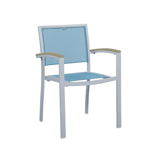 Saint Lucia Dining Chair W/ Arms