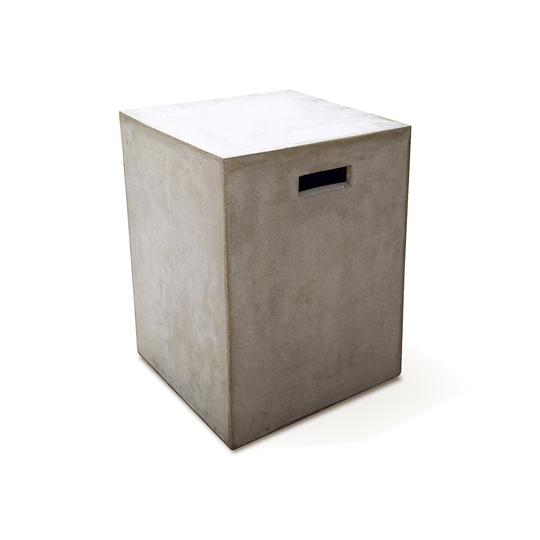 Urban Square Stool / Side Table