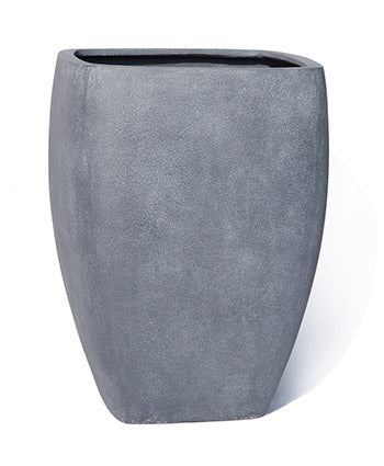 FeatherStone Urban Tall Rounded Square Planter