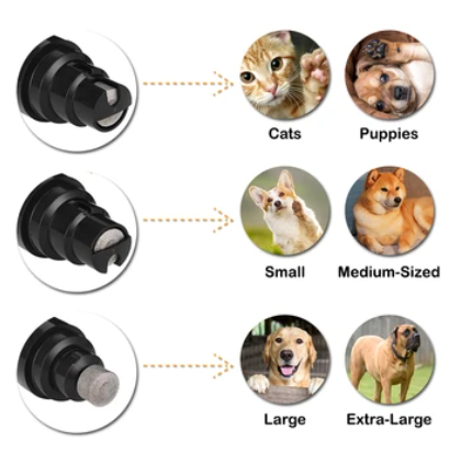 Nail grinder for dogs and cats