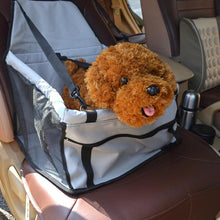 Load image into Gallery viewer, SafeSeat™ Dog Car Seat - Soft Pet Paws