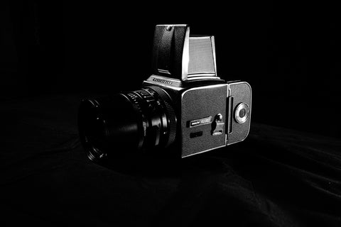 Photo of Hasselblad 500c/m Medium Format Camera