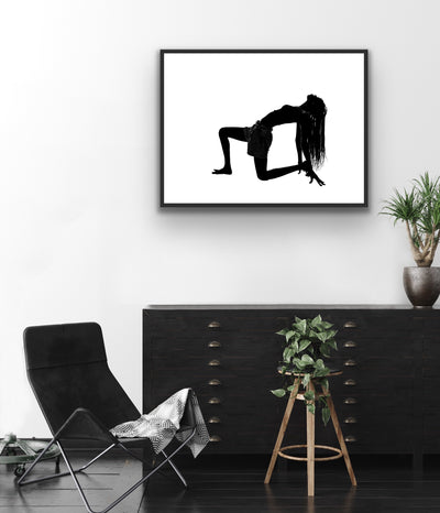 """K -2"" Limited Edition Signed / Numbered Giclée Print by Aaron Jean Photography"