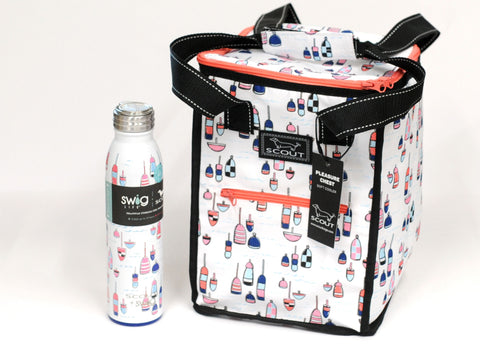 Swig + Scout Cooler and Water Bottle