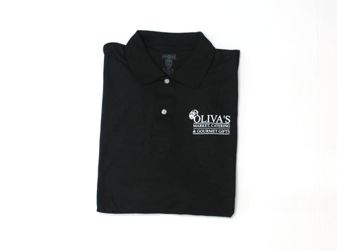 Golf Shirt- Black