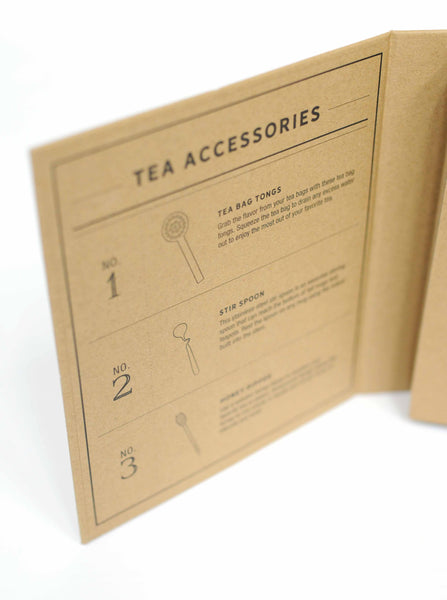 Tea Accessories Kit