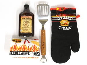 Grill Collection and Sauce