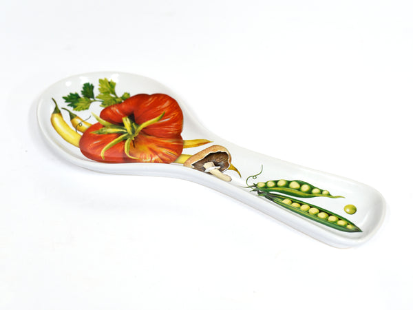 Vegetable Spoon Rest