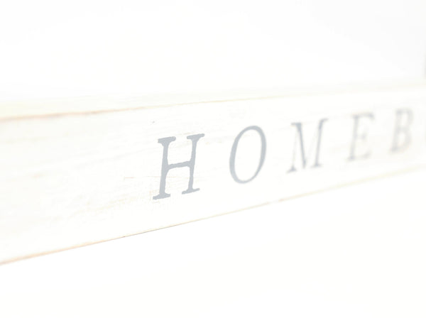 Homebody Sign