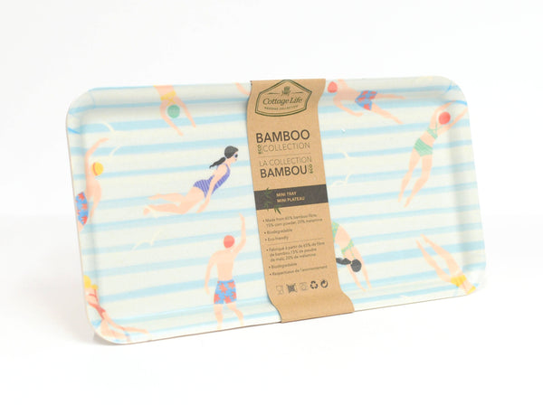 Swimmers Bamboo Trays