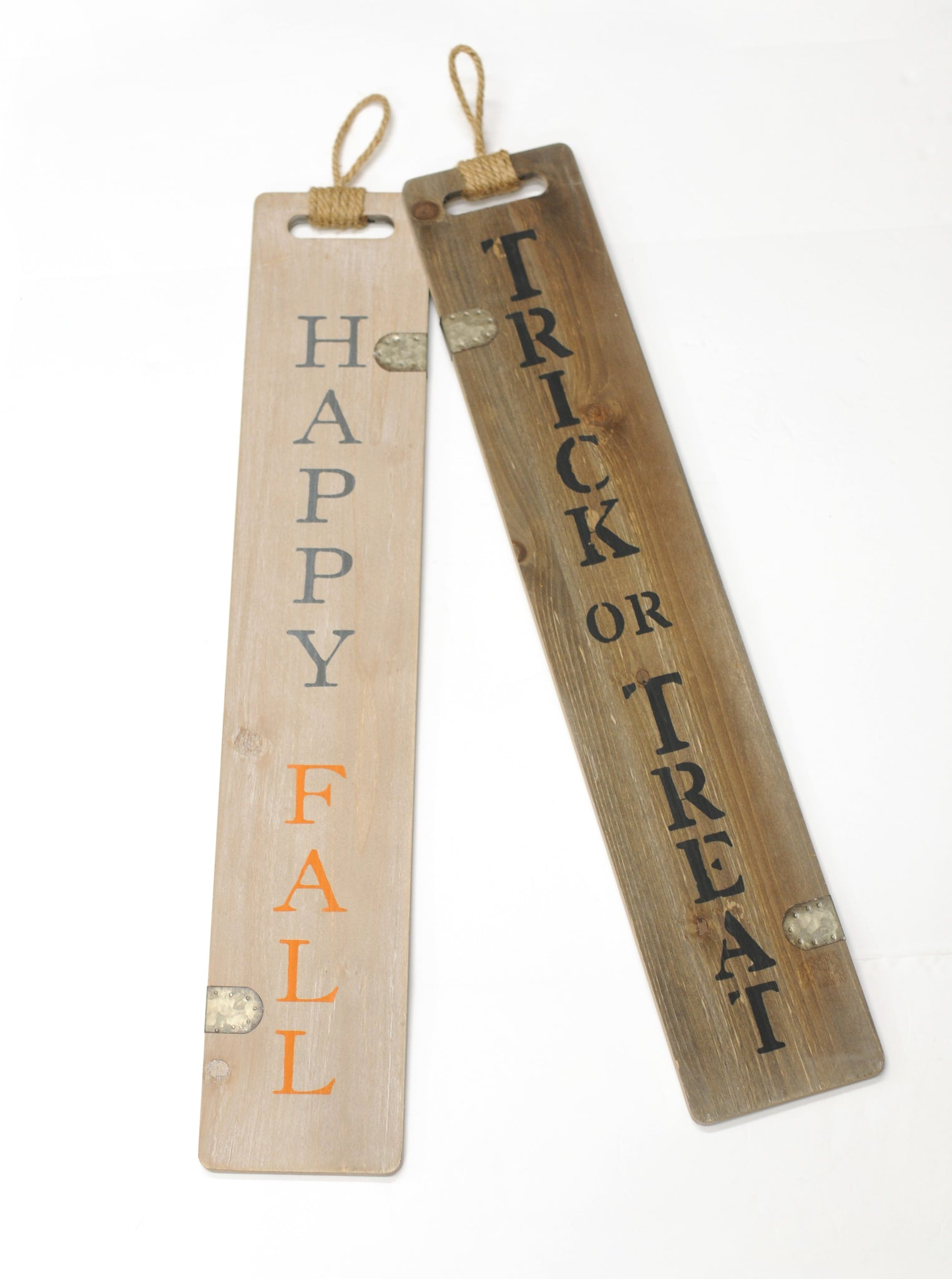 Fall/Halloween Reversible Sign