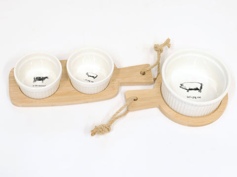 Ramekin Serving Set