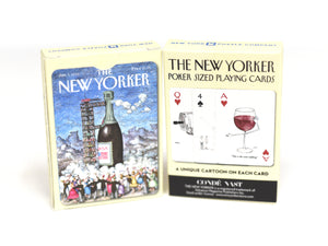 Wine Playing Cards
