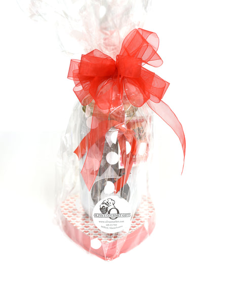 XO Jar with Chocolates