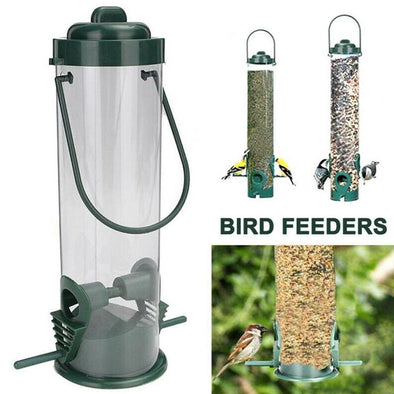 Outdoor Hanging Bird Feeder