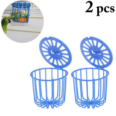 2PCS Creative Multi-Purpose Bird Hanging Basket