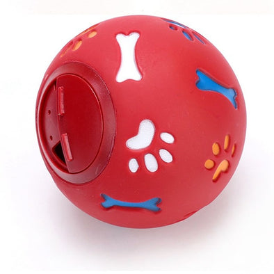 Dispenser Leakage Food Dog Toy