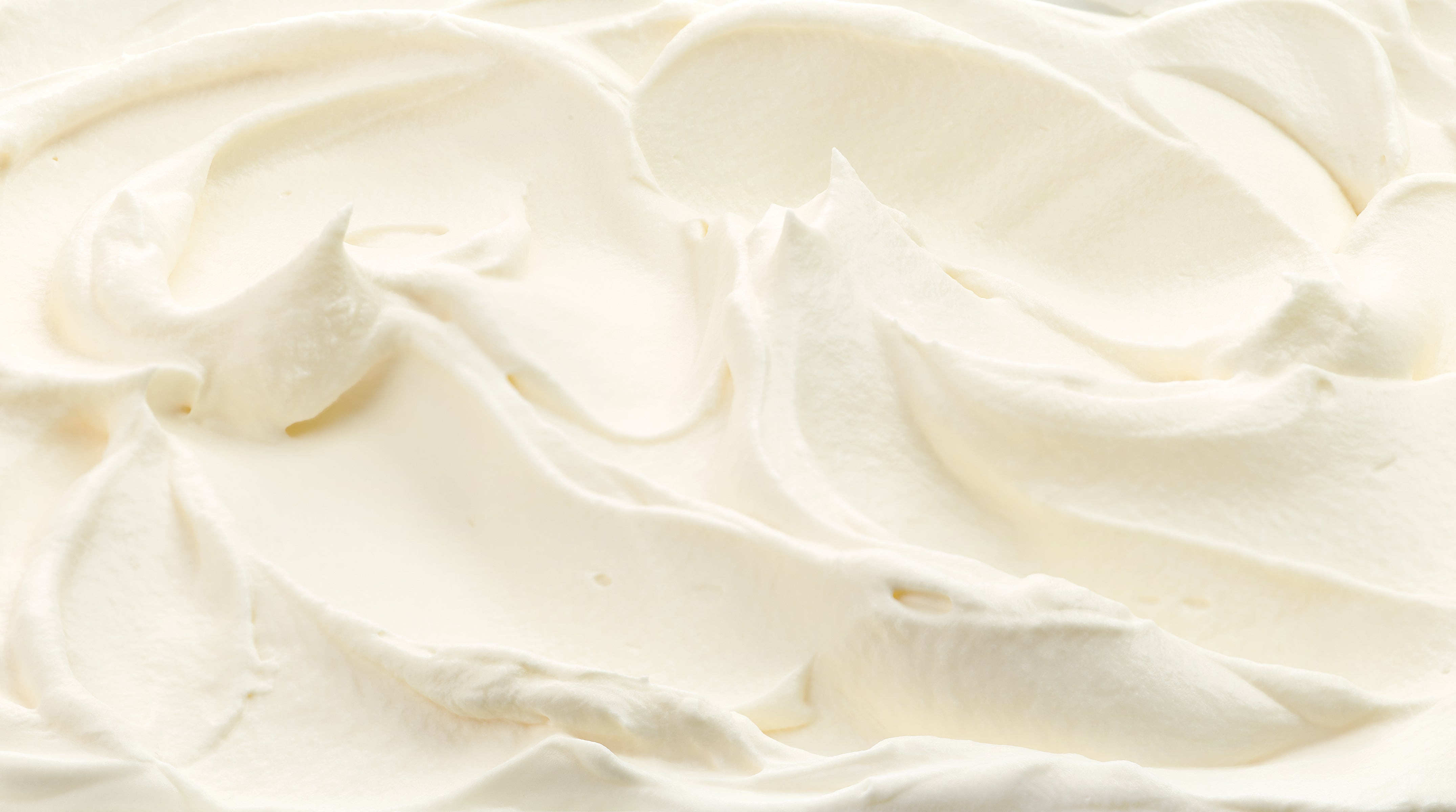 Texture of raw Shea Butter and Coconut Oil moisturiser