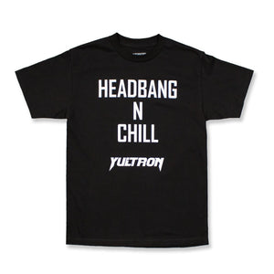Headbang n Chill Shirt (Black)