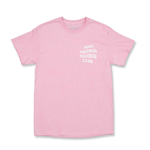 ANTI YULTRON YULTRON CLUB (Light Pink)
