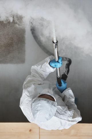 Disinfection by Disinfectant Fog Machine