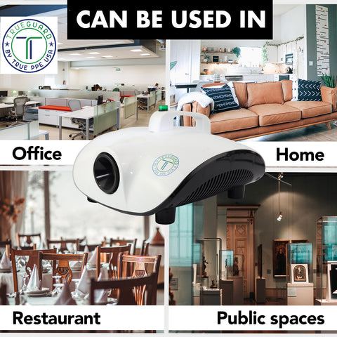 Fogger for home, office, restaurants and all public spaces